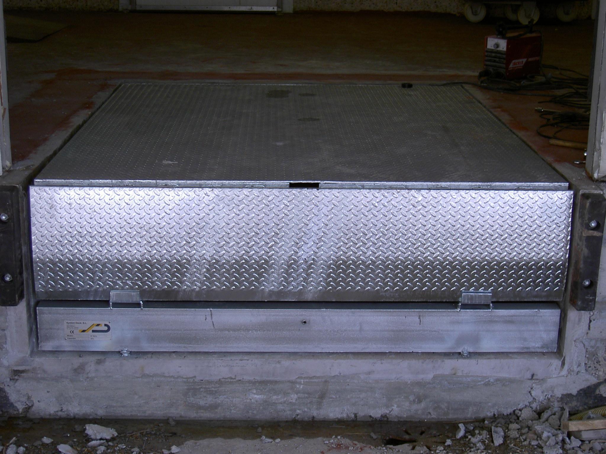 Plataforma hidráulica