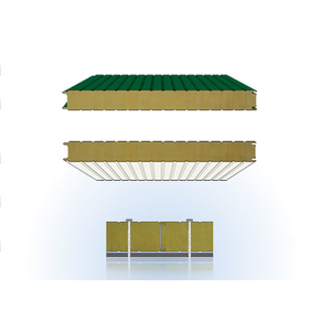 Panel sándwich fachada insonorizada