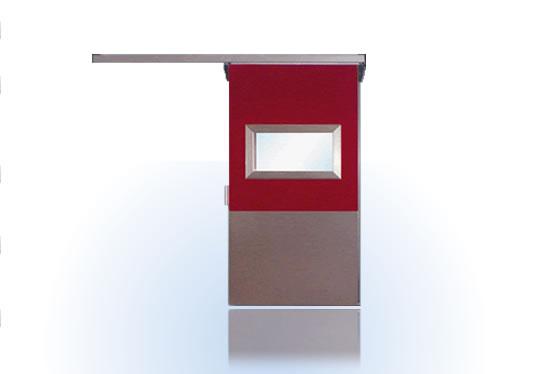 Porte Coulissante No Frigorifique