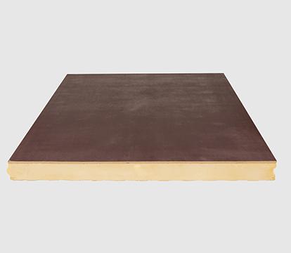 Panel reforzado para suelo