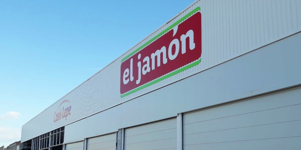 Centro Logístico El Jamón | Dippanel