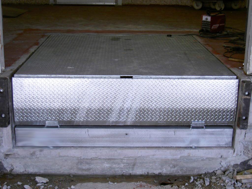 plataforma hidaulica Dippanel
