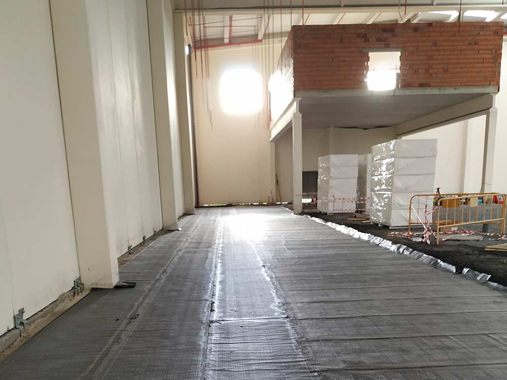 Proyecto Alipensa en Huelva - Dippanel