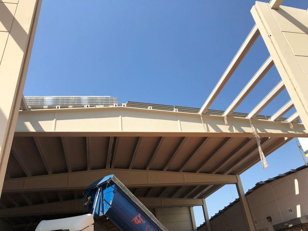 Proyecto Dimarosa en Huelva - Dippanel