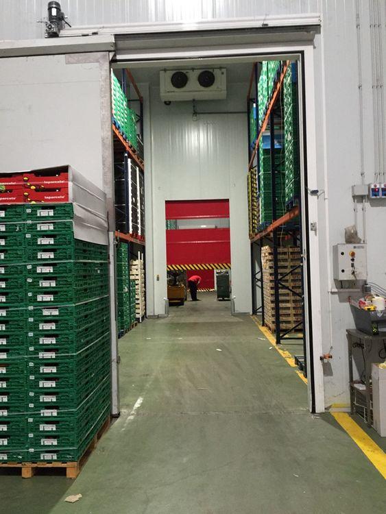 Proyecto Supermercados El Jamón en Huelva - Dippanel