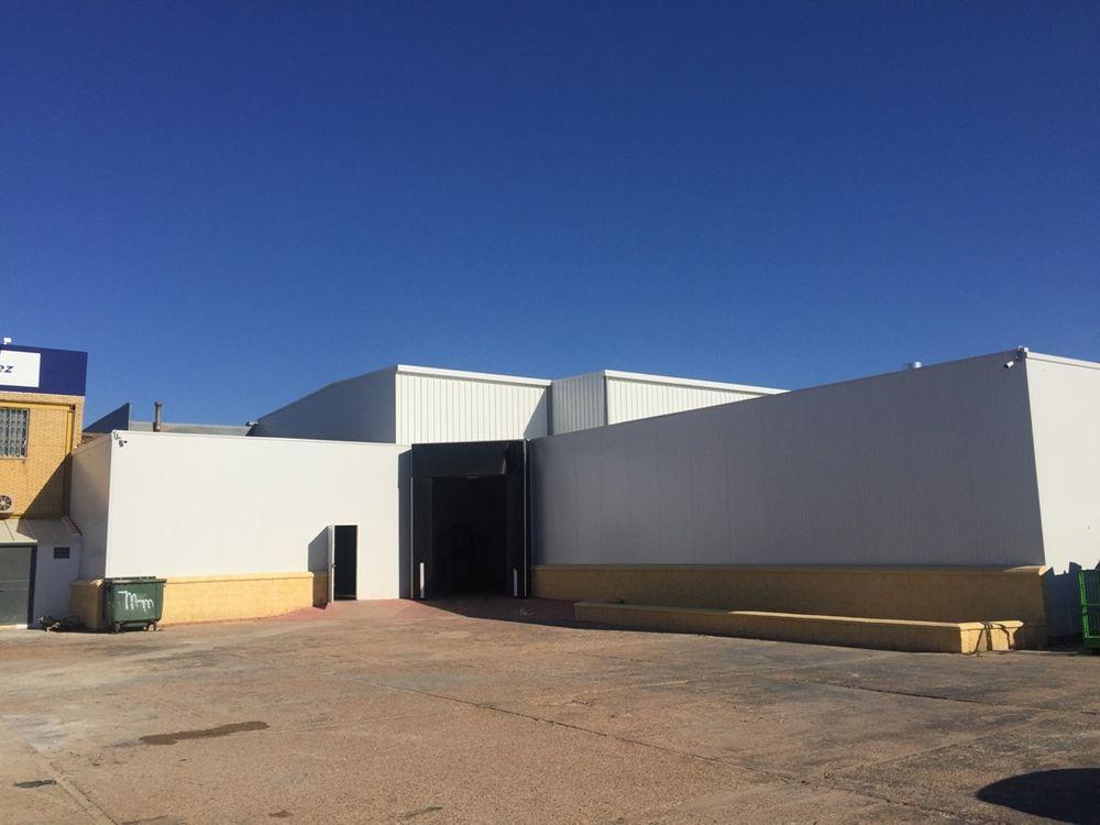 Proyecto Mariscos Méndez en Huelva - Dippanel