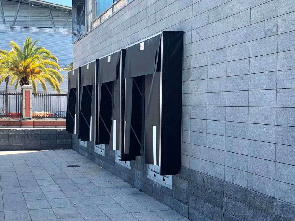 Proyecto Nueva Lonja en Huelva - Dippanel