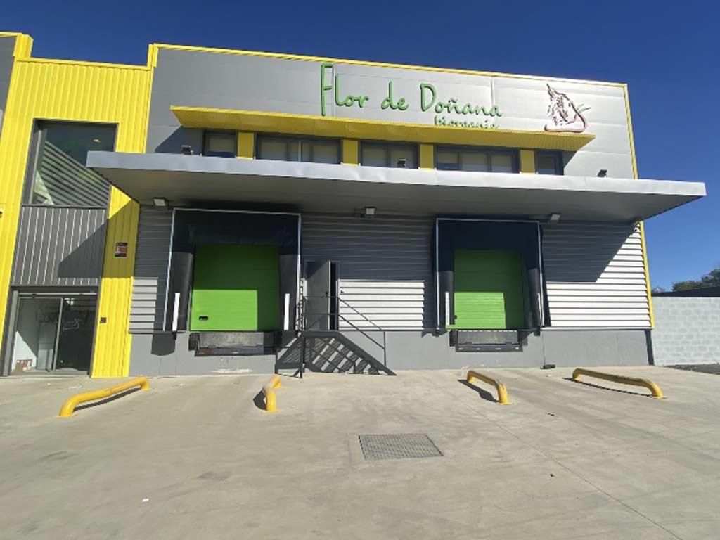 Proyecto Flor de Doñana en Almonte - Dippanel